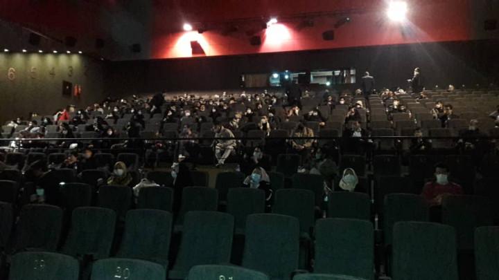 استقبال از فیلم «جرم» در مشهد و اصفهان