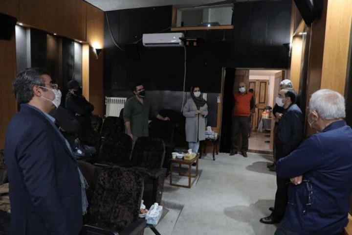 امیدواری حسین انتظامی به میزبانی مردم در فجر ۳۹