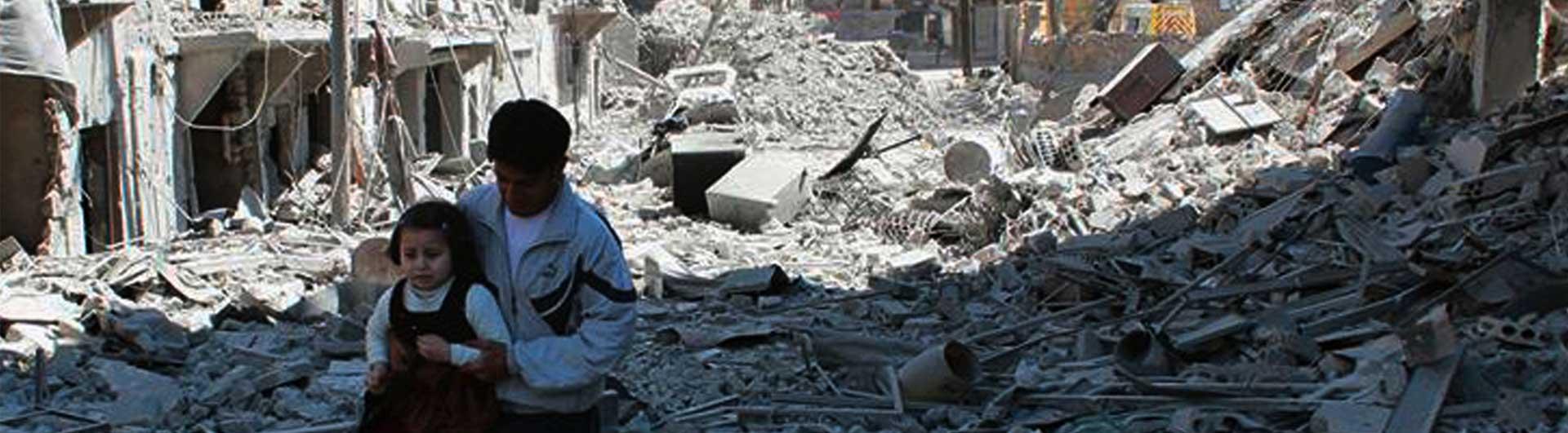 سه اپیزود از حلب (بعد از جنگ)
