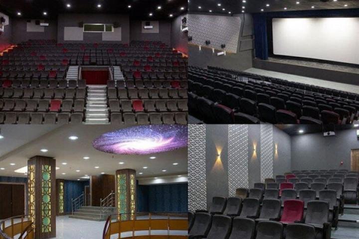 آمادگی سینماهای حوزه هنری برای میزبانی در فجر