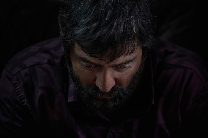رونمایی از گریم بهرام رادان در فیلم جدید نرگس آبیار