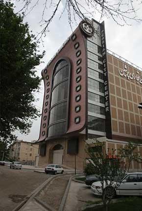 سینما پرشین مهرشهر
