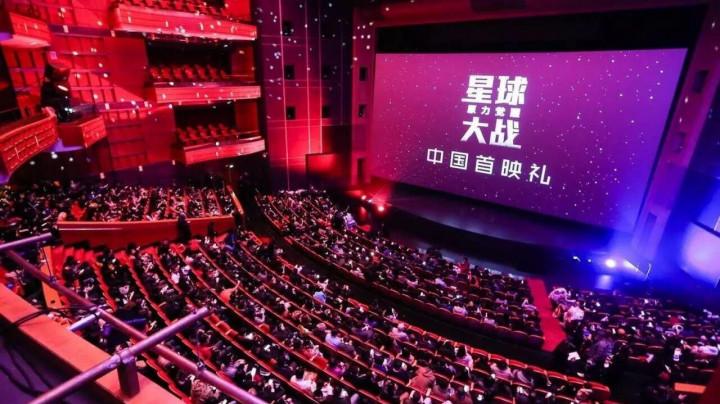 گیشه سینمای چین کرونا را فراموش کرد