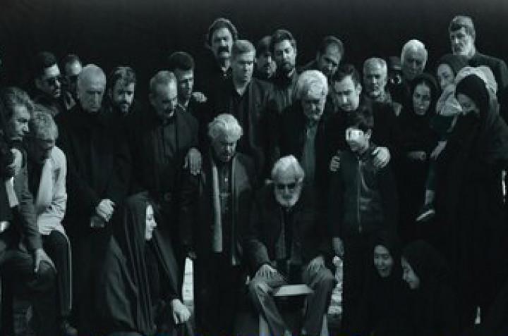 اکران یکی از آخرین فیلمهای جمشید مشایخی در سینماها