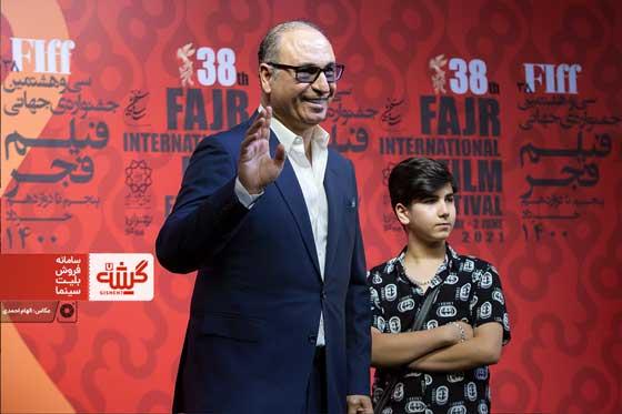 تصاویر حواشی و حضور چهره ها در سومین روز جشنواره جهانی فجر