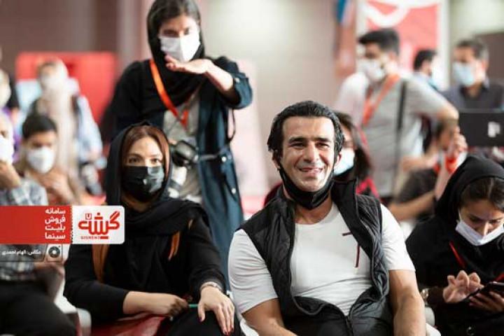تصاویر و حواشی چهارمین روز برگزاری جشنواره جهانی فجر