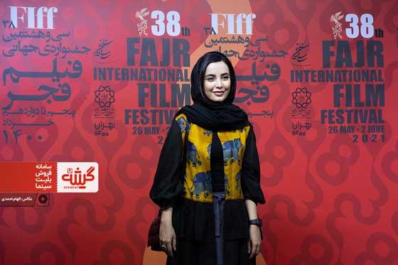 تصاویر حضور هنرمندان در ششمین روز جشنواره جهانی فجر