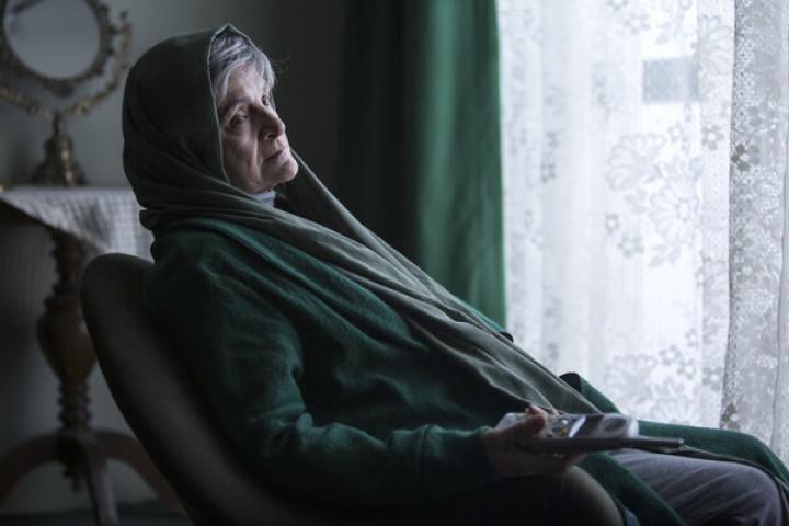 اکران فیلمی با بازی گلاب آدینه