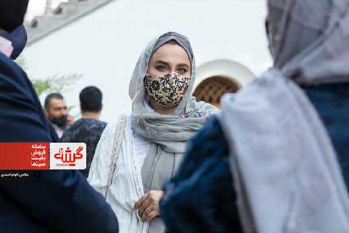 مراسم افتتاحیه اکران «آبجی» با حضور چهره های مطرح سینمایی