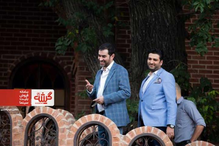 تصاویر مراسم بزرگداشت عباس کیارستمی با حضور شهاب حسینی و چهره های مطرح دیگر